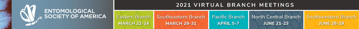 2021 Virtual Eastern, Southeastern, Pacific, North Central, and Southwestern Branch Meetings