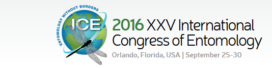 2016 International Congress of Entomology